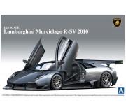AOSHIMA 00710 Kit 1/24 Lamborghini Murcielago R-SV 2010