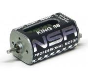 NSR 3015 King 38 Motor - 38.500rpm - 310 g•cm @ 12V - Long can