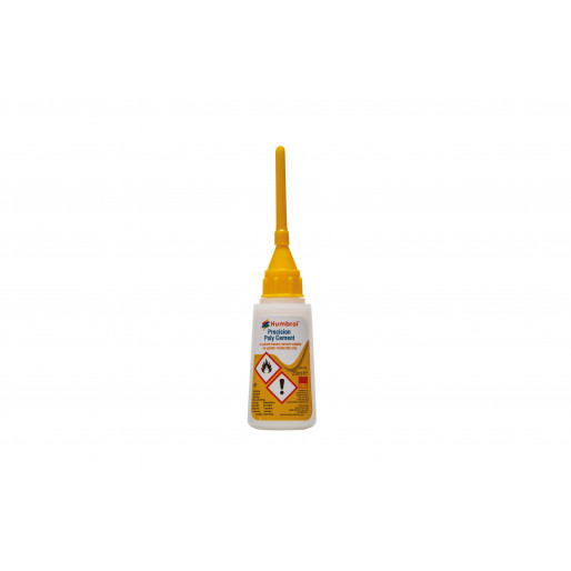 Humbrol AE2720 Precision Poly Cement - 20ml Bottle