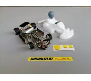 Nonno Kart White kit