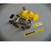 Nonno Kart Yellow kit