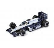 NSR 0132IL Formula 86/89 - Blue Olivetti n.8