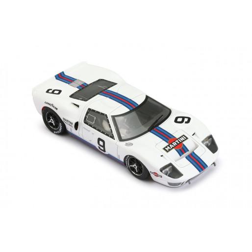 NSR 0041SW Ford GT40 MKI n.68 24h Le Mans 1969 - SW Shark  20K