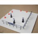 Slot Track Scenics PL/PF Parc Ferme