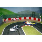 Slot Track Scenics A1-5 Tyres, Fences and Gravel Trap Pack