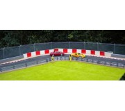 Slot Track Scenics A1-4 Tyres and Fences Pack