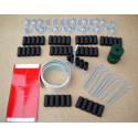 Slot Track Scenics A1-4 Pack Pneus et Clôtures