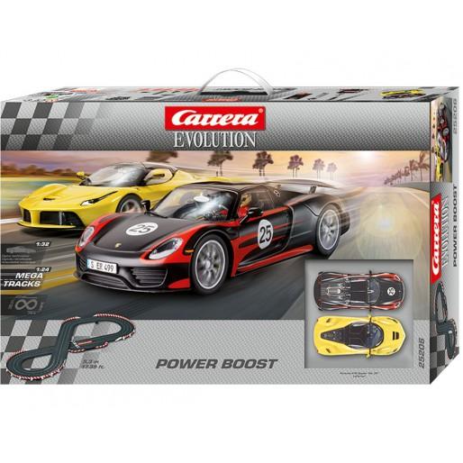 Carrera Evolution 25206 Coffret Power Boost