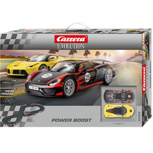 Carrera Evolution 25206 Power Boost Set