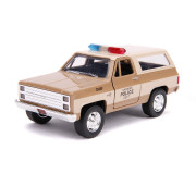 Jada 31114 Hopper's Chevy Blazer (Stranger Things)