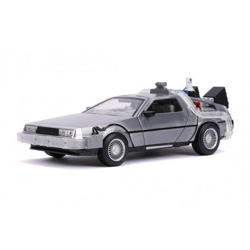 Jada 31468 Time Machine (Back to the Future Part II) 1:24