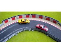 Slot Track Scenics A1-3 Pack Pneus et Couvre Pneus