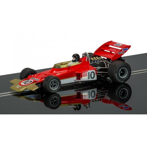 Scalextric C3542A Legends Team Lotus Type 72C Edition Limitée