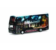 Corgi OM46513 Wright Eclipse Gemini 2 Harry Potter Warner Bros. Studio Shuttle Bus