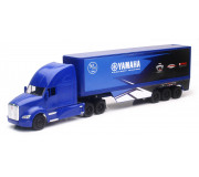 New Ray 10943 Truck Yamaha Factory Racing Team Truck 2017 (Kenworth T700)