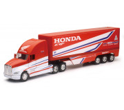 New Ray 10893 Truck HRC Factory Racing Team Truck 2017 (Kenworth T700)