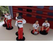 Slot Track Scenics CPC/Dec. 1 Decals Equipe de Stand Classique – Marlboro Mclaren