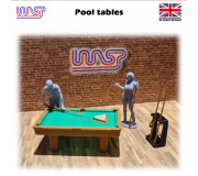 WASP Pool tables