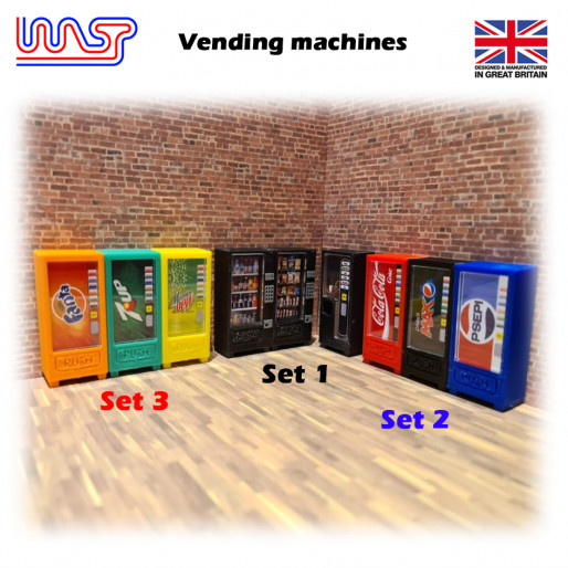 WASP Vending machine