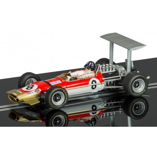Scalextric C3543A Legends Team Lotus Type 49 Edition Limitée