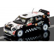 Scalextric C3385 MINI Countryman WRC, Rallye Monte Carlo 2012 No.12