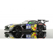 Scaleauto SC-6221 MB-A GT3 24H. Nurburgring 2016 n.88 Haribo 3rd place
