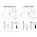 DS Racing Kit de Capteur pour Pistes Spéciales