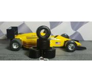 Paul Gage PGT-NSR-F1 86/89 Urethane Tires NSR Formula 86/89 x2