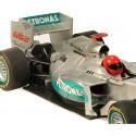 Mercedes GP Petronas 2012, Michael Schumacher