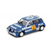 "TEAMSLOT PDV01012108 Renault 5 Maxiturbo ""Campeonato R.A.C.E. 988"""