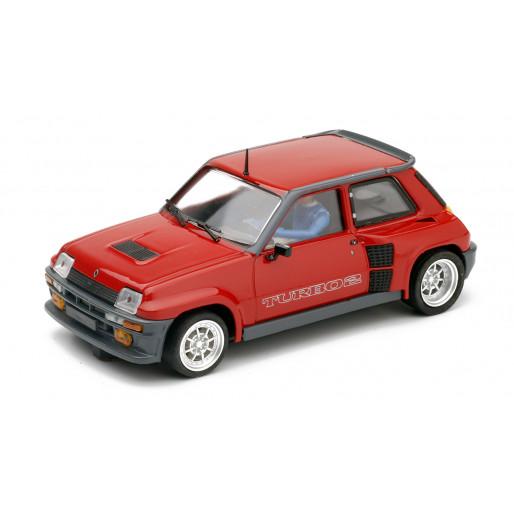 "TEAMSLOT PDVB1011806 Renault 5 Turbo 2 ""Red"""