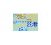 """TEAMSLOT PDVP00P00014 Sponsors """"Camel"""""""