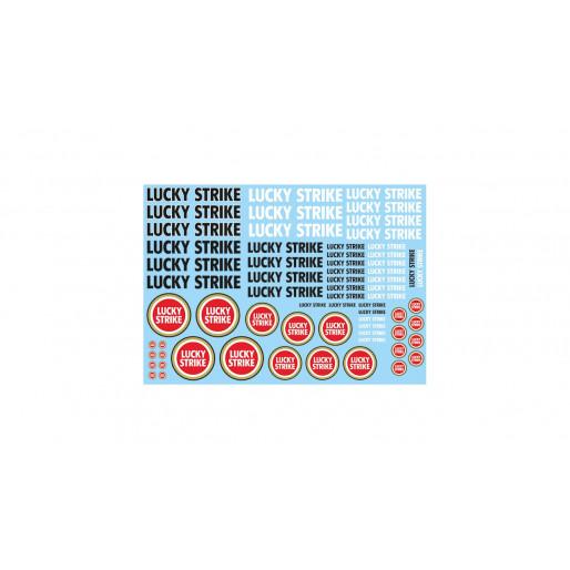 """TEAMSLOT PDVP00P00018 Sponsors """"Luckie Strike"""""""