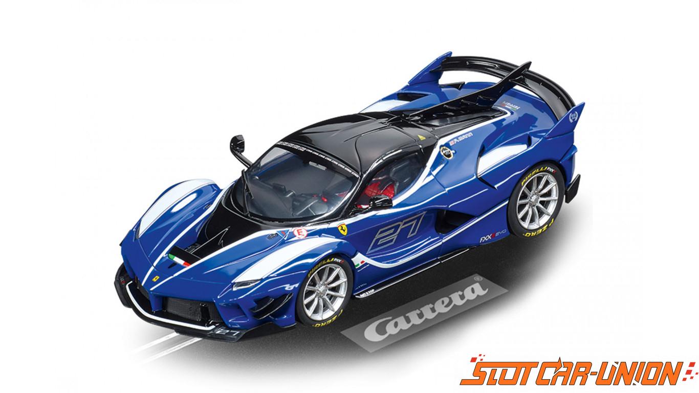 Carrera Digital 132 30947 Ferrari Fxx K Evoluzione No 27 Slot Car Union