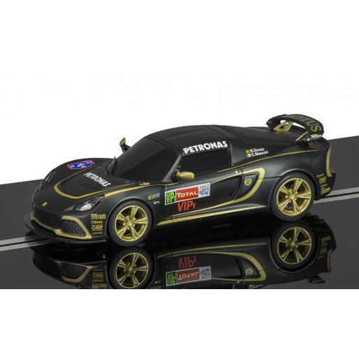 Scalextric C3521 Lotus Exige R-GT, European Rally Championship 2012