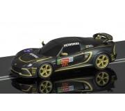 Scalextric C3521 Lotus Exige R-GT, European Rally Championship 2012