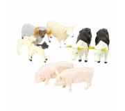 Britains 43096 Pack Économique d'Animaux Mixtes