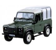 Britains 42732 Land Rover Defender 90 + Auvent - Vert