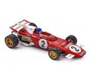 Policar CAR05a Ferrari 312B2 n.2 1st Zandvoort 1971