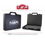 NSR 1791EVO Nouveau Big Bag vide avec éponge interne