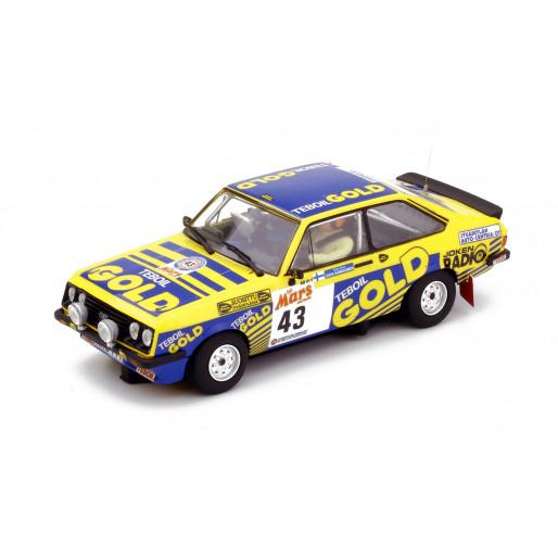 "TEAMSLOT PDV01012707 Ford Escort MKII RS2000 ""1000 Lakes Rally '79"""