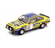 "TEAMSLOT PDV01012707 Ford Escort MKII RS2000 ""1000 Lakes Rally '79"""
