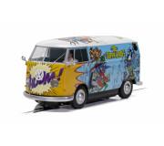 Scalextric C3933 VW Panel Van T1b - DC Comics