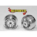 Slotdevil 2008171022 Clubsport BBS Rim 16,9x10mm x2