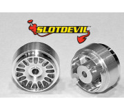 Slotdevil 2008171022 Jante Clubsport BBS 16,9x10mm x2