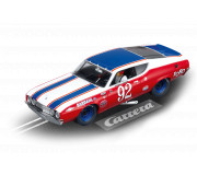 "Carrera DIGITAL 132 30796 Ford Torino Talladega ""Bobby Unser, No. 92"""