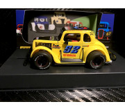 Pioneer P062 Legends Racer '37 Chevy Sedan, GULF Team, Light Blue n.69