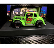 Pioneer P082 Legends Racer '34 Ford Coupe, Metallic Green n.44