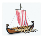 Artesanía Latina 19001-N Wooden Model Ship Kit: New Viking 1/75