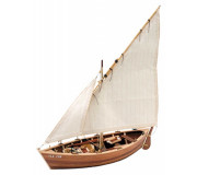 Artesanía Latina 19017 Wooden Model Ship Kit: La Provençale 1/20